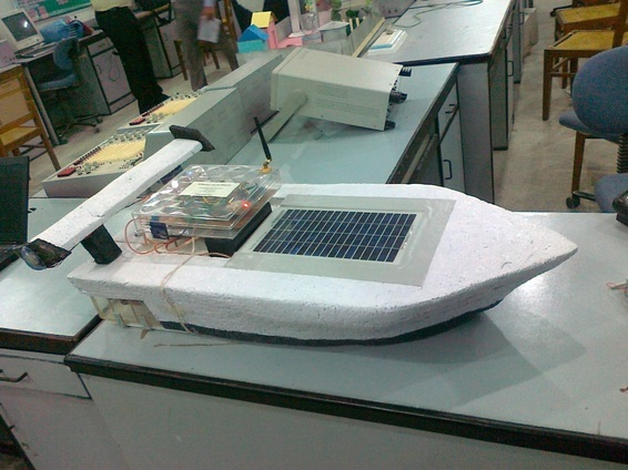 Autonomous Solar Watercraft